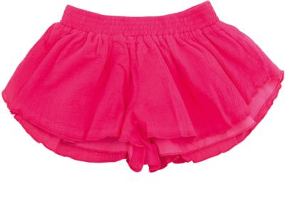 Юбка-шорты для девочки S'cool - розовый