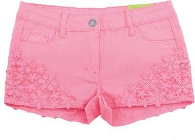 Шорты для девочки S'cool - розовый