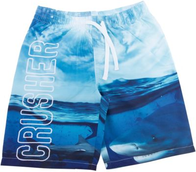 Шорты-плавки для мальчика S'cool - синий