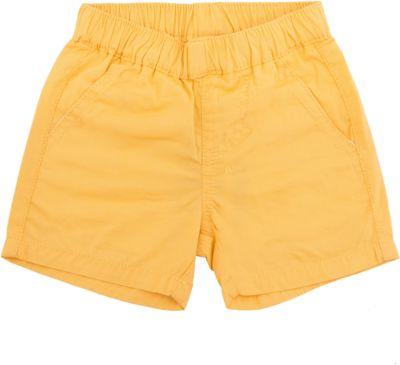 Шорты для мальчика PlayToday - желтый