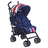 Коляска-трость Easywalker MINI Union Jack Classic, dark blue