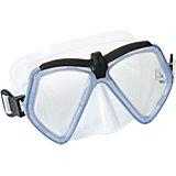 """Детская маска для подводного плавания """"Море"""", Bestway, серая"""