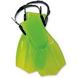 Ласты для плавания Ocean Diver детские, р-р 34-38,  Bestway, салатовые