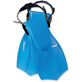 Ласты для плавания Ocean Diver детские, р-р 34-38,  Bestway, голубые