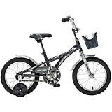 Велосипед Delfi, серо-серебряный, 14 дюймов, Novatrack