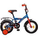 Велосипед ASTRA, синий, 12 дюймов, Novatrack