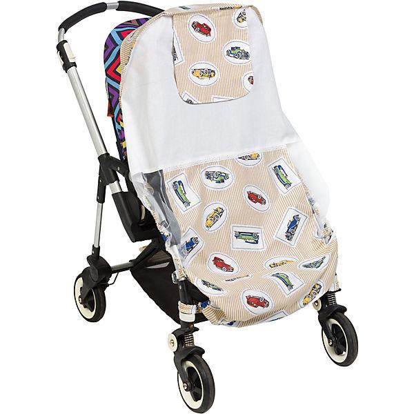 Тент солнцезащитный  для коляски Mammie, машинки
