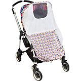 Тент солнцезащитный  для коляски Mammie, конфетти