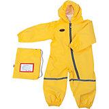Комбинезон грязезащитный, р-р 2-3,мембрана, Mammie, желтый