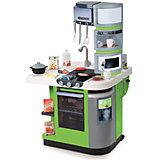 Кухня электронная Cook Master, зеленая, Smoby