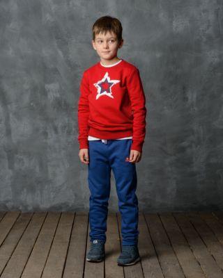 Брюки для мальчика Modniy Juk - синий