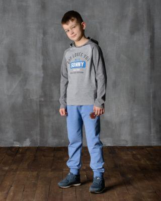 Брюки для мальчика Modniy Juk - голубой