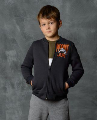 Толстовка для мальчика Modniy Juk - черный