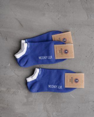 Носки (3 пары) для мальчика Modniy Juk - синий