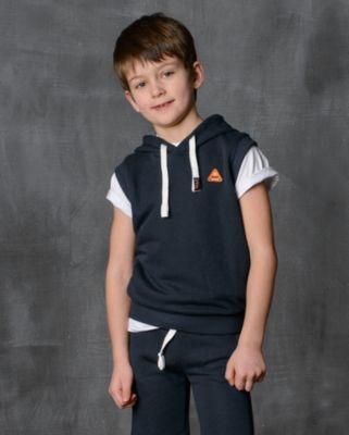 Жилет для мальчика Modniy Juk - темно-синий