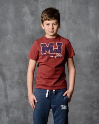 Футболка для мальчика Modniy Juk - красный