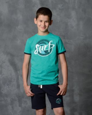 Футболка для мальчика Modniy Juk - зеленый
