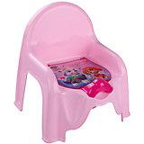 """Горшок-стульчик  """"Щенячий патруль"""", Alternativa, розовый"""