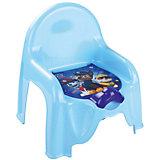 """Горшок-стульчик """"Щенячий патруль"""", Alternativa, голубой"""