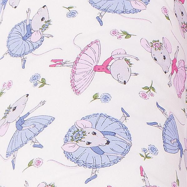 "Подушка для беременных ""Аура"", 190х37см., La Armada, холлофайбер, мыши"