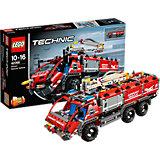 LEGO Technic 42068: Автомобиль спасательной службы