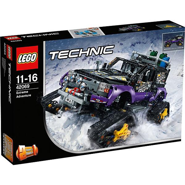 LEGO Technic 42069: Экстремальные приключения