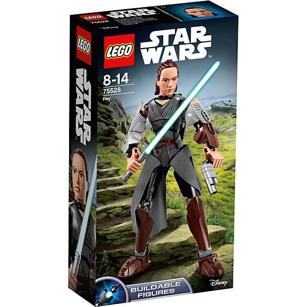 LEGO STAR WARS 75528: Рей