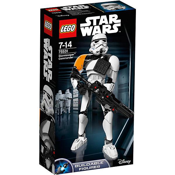 Конструктор Lego Star Wars 75531: Командир штурмовиков