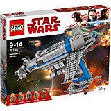 LEGO STAR WARS 75188: Бомбардировщик Сопротивления