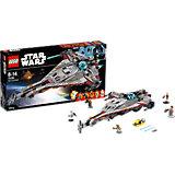 Конструктор Lego Star Wars 75186: Стрела