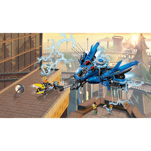 LEGO NINJAGO 70614: Самолёт-молния Джея