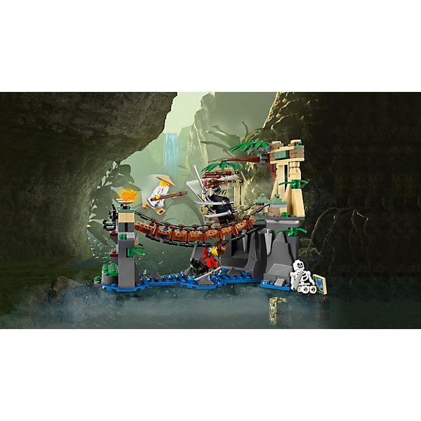 LEGO NINJAGO 70608: Битва Гармадона и Мастера Ву