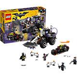 LEGO Batman Movie 70915: Разрушительное нападение Двуликого