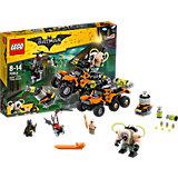 LEGO Batman Movie 70914: Химическая атака Бэйна