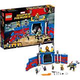 Конструктор Lego Super Heroes 76088: Тор против Халка: Бой на арене