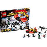 Конструктор Lego Super Heroes 76084: Решающая битва за Асгард