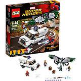 Конструктор Lego Super Heroes 76083: Берегись Стервятника
