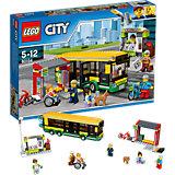 LEGO City 60154: Автобусная остановка