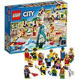 LEGO City 60153: Отдых на пляже - жители