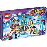 LEGO Friends 41324: Горнолыжный курорт: подъёмник