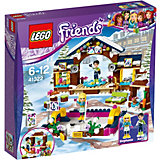 LEGO Friends 41322: Горнолыжный курорт: каток