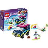 LEGO Friends 41321: Горнолыжный курорт: внедорожник