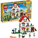 LEGO Creator 31069: Загородный дом