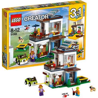 Lego 31051 creator leuchtturm insel lego mytoys for Modernes lego haus