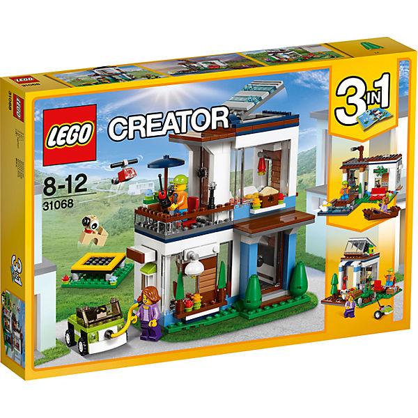 LEGO Creator 31068: Современный дом