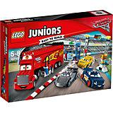 LEGO Juniors 10745: Финальная гонка «Флорида 500»