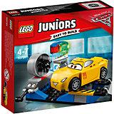 LEGO Juniors 10731: Гоночный тренажёр Крус Рамирес