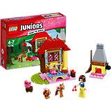 LEGO Juniors 10738: Лесной домик Белоснежки