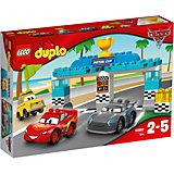 """Конструктор Lego Duplo 10857 """"Тачки 3"""": Гонка за Кубок Поршня"""
