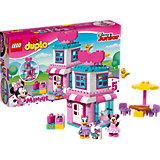 Конструктор Lego Duplo 10844: Магазинчик Минни Маус